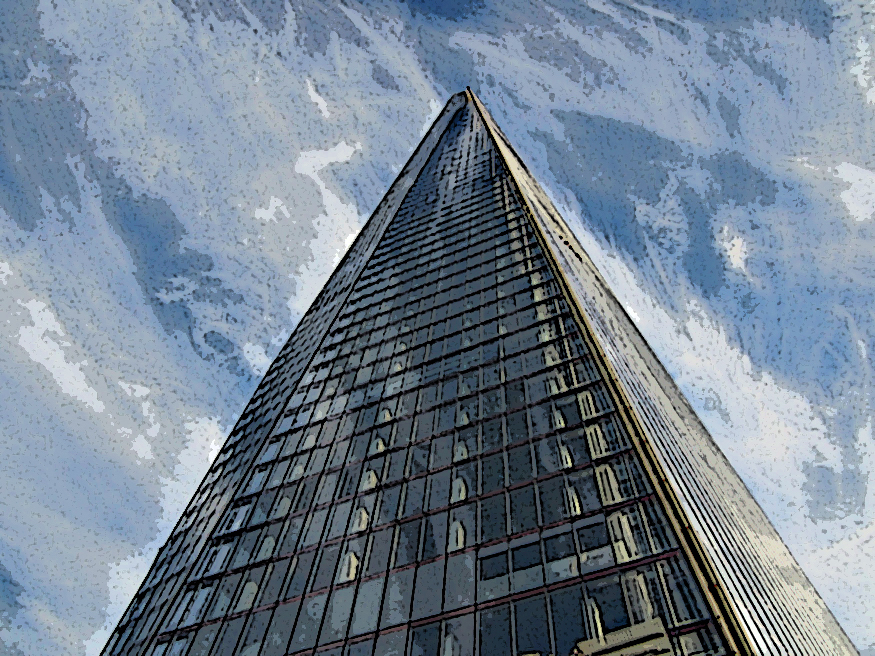 london s tallest buildings and how they got their names londonist