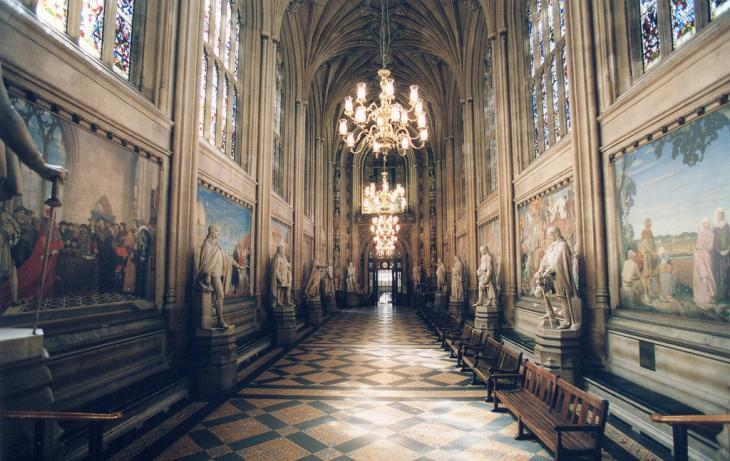 How To Visit The Palace Of Westminster