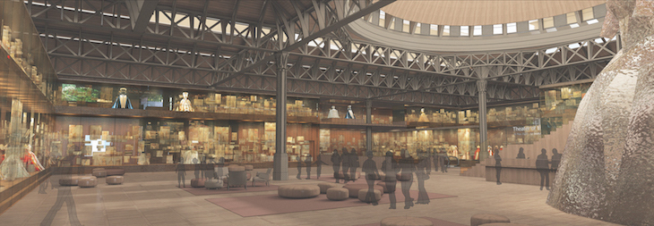 A First Look At What The New Museum Of London Could Look Like
