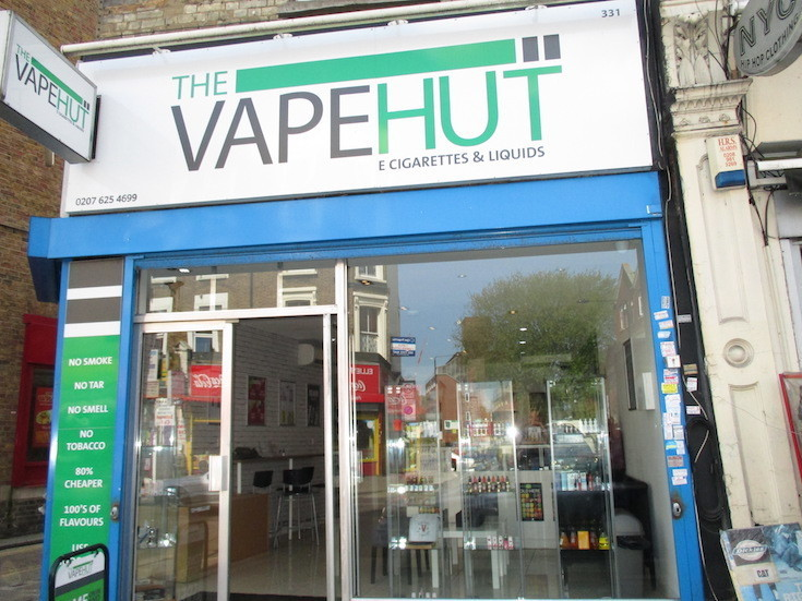 The Vape Hut Kilburn