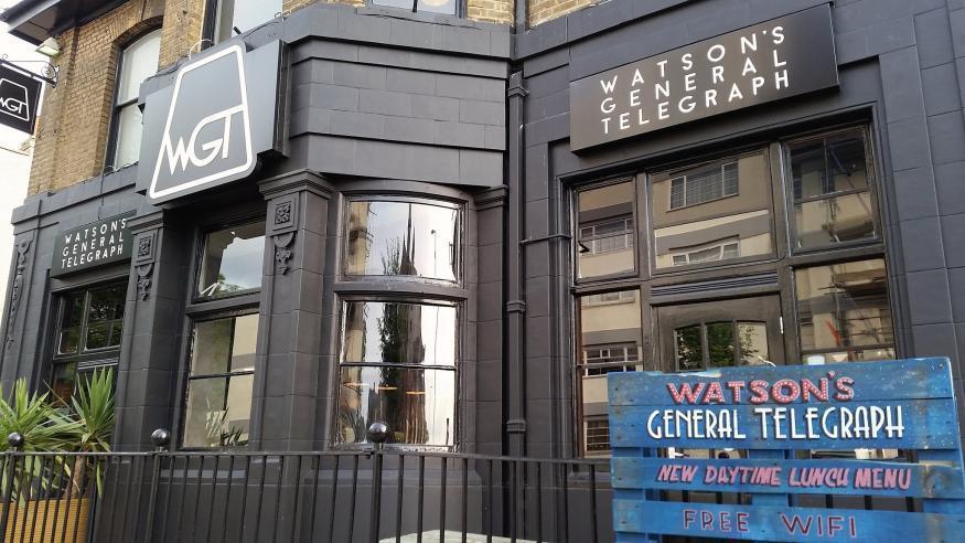 Watson's General Telegraph