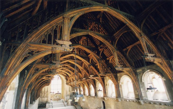 House Of Commons Foyer Ceiling : How to get into the houses of parliament for free londonist