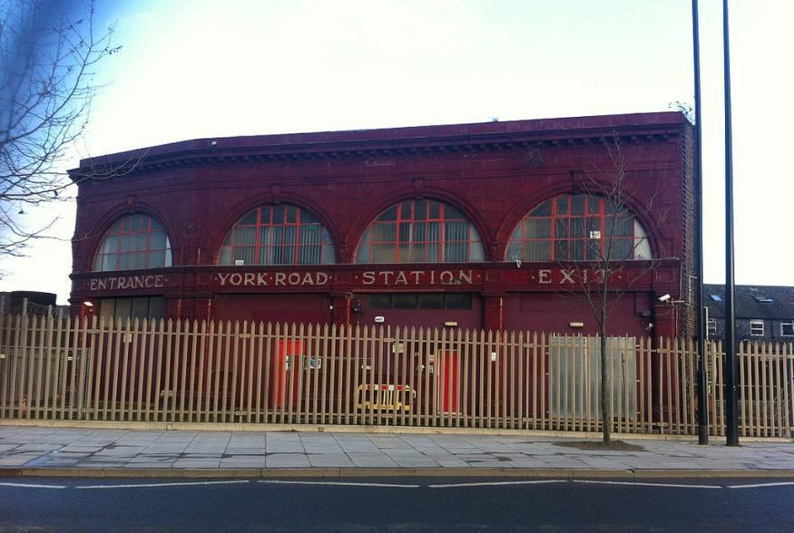 Londonist Out Loud: Stations Lost And Found
