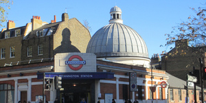 Why Is There A Dome On Top Of Kennington Station?