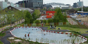 Sign the petition to save King's Cross Pond