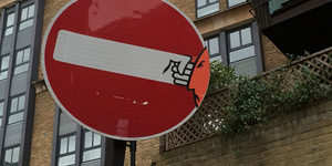 London is now stuffed with silly road signs: