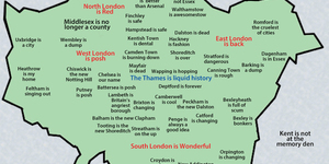 What Does Google Think Of Your Bit Of London?