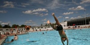 Swimming Shorts: The Rebirth Of Hillingdon Lido