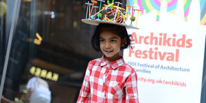 Kite Making, Lego And Balloon Power: Archikids Festival 2016