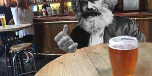 Follow this Karl Marx pub crawl: