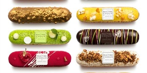 London's Best Eclairs