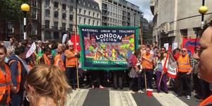 London News Roundup: Teachers Strike