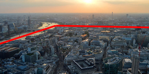 Is The Square Mile Actually A Square Mile?