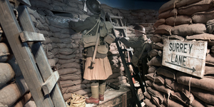 The First World War Remembered In Exhibitions
