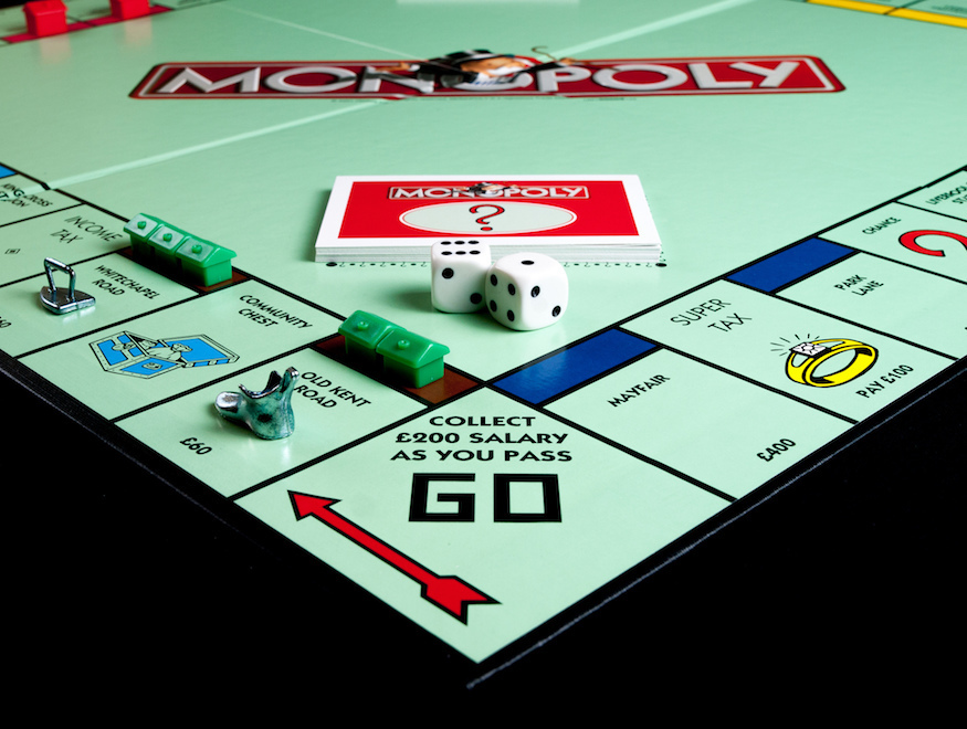 Image result for Monopoly In the Park