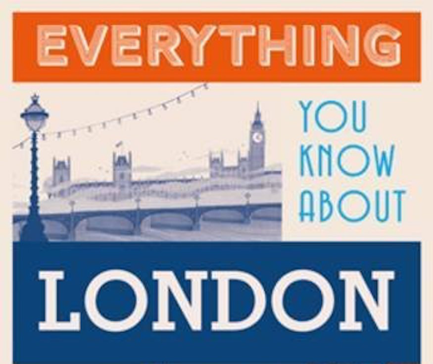 This podcast episode looks at why everything you know about London is probably wrong