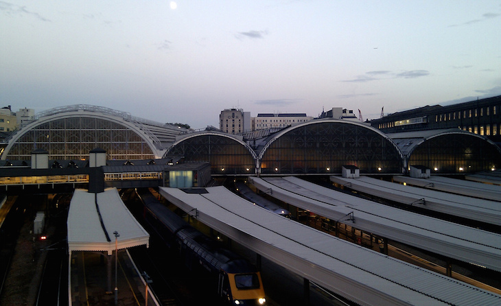 9 Things You Probably Didn't Know About Paddington Station