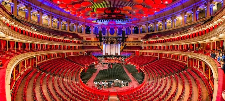 12 tips for doing the proms like an expert londonist for Door 12 royal albert hall