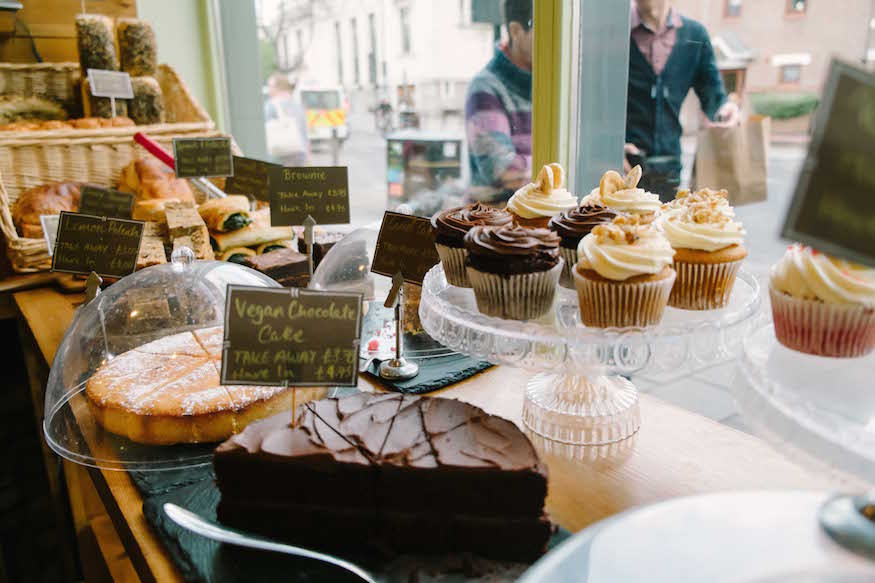 Get some top tips for gluten-free living in London in this podcast