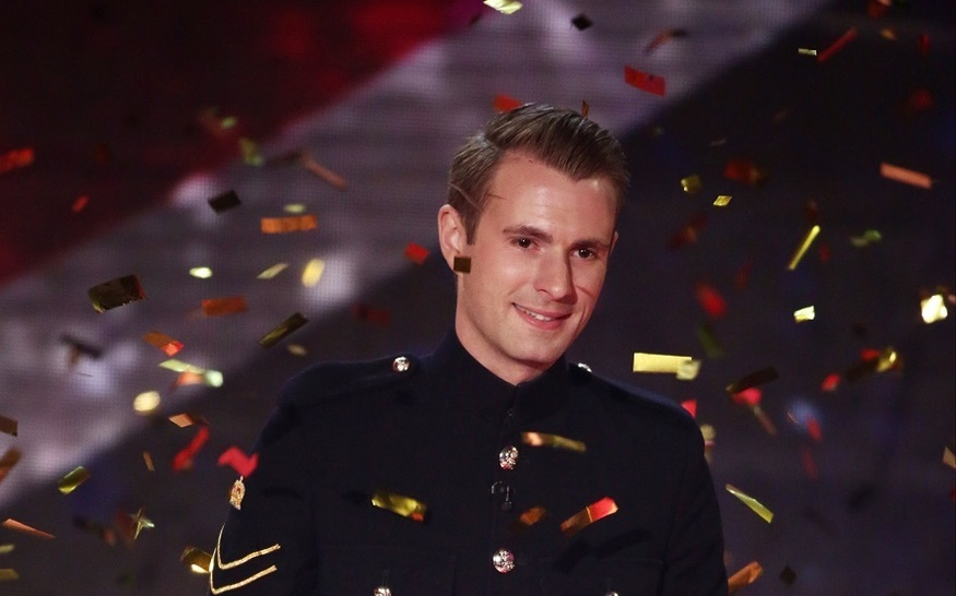 Impossible guest stars Lance Corporal Richard Jones.