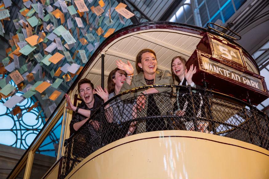 Museum Lates London Brain food late debate at london transport museum londonist brain food late debate at london transport museum sisterspd