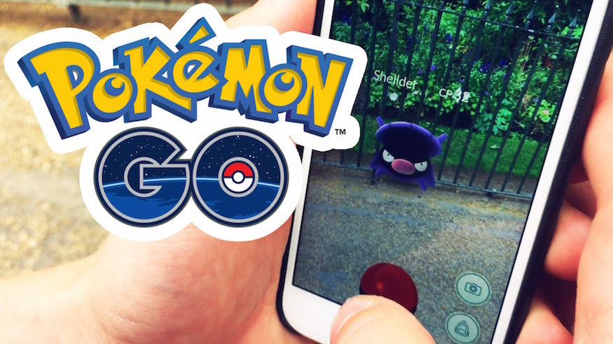 London's Going Crazy For #PokemonGO. Here's why