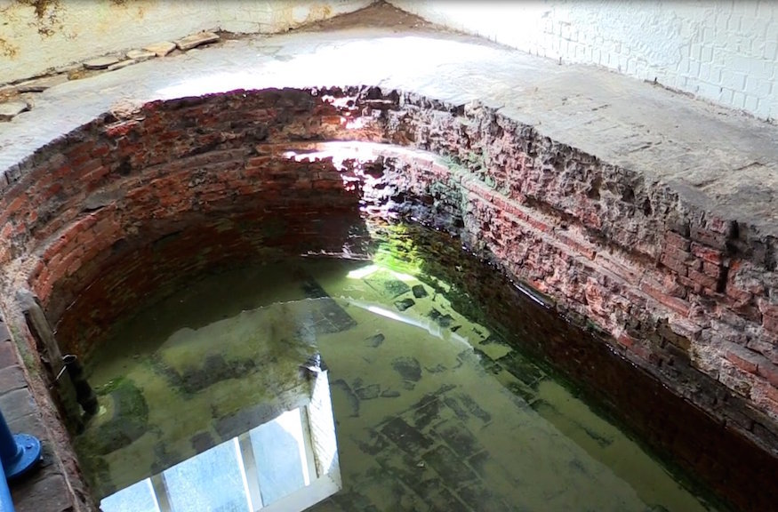 Ever noticed the Roman bath in Temple? It's not all it seems...