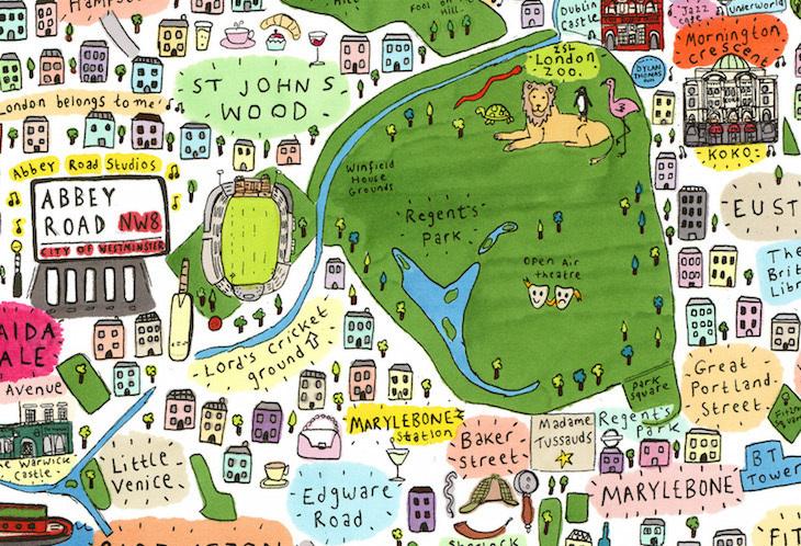 City Of London Tourist Map.Best Of Londonist A Hidden Code A Roman Bath And A Shiny New Map