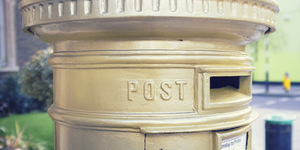 Where Are London's Olympic Gold Post Boxes?