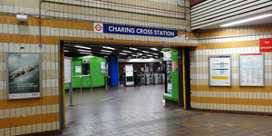Charing Cross Ticket Hall To Close For 10 Months