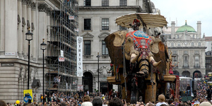 Embrace London's Elephants On World Elephant Day