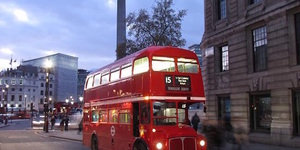 Exploring Historical London By Bus