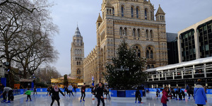 Where To Go Ice Skating In London At Christmas 2016