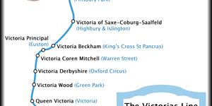 The Victoria line needs more Victorias