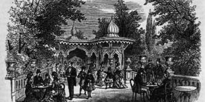The South London Park Which Once Housed A Zoo And A Hospital