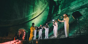 Book Now: A Concert In A Tower Bridge Bascule Chamber