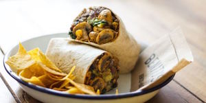 London's Best... Burritos