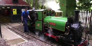 Video: Riding The Ruislip Lido Railway