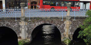 We've Found London's Oldest Bridge, And It's Not In Central London