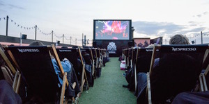 Win Rooftop Film Club Tickets And A New Look Nespresso CitiZ&Milk Coffee Machine