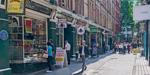 How London's Alleyways Got Their Names