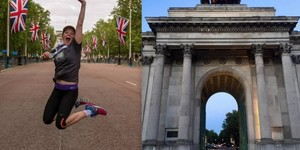 What's It Like To Run Through Every Borough In London Over A Weekend?
