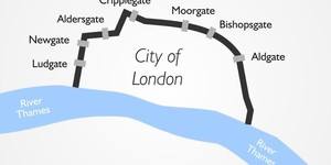 How Did The City Of London's Gates Get Their Names?