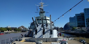 11 Secrets Of HMS Belfast