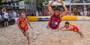 Beach Rugby 2016 In Photos