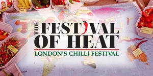 London's Chilli Festival Is Back For Its Fourth Year