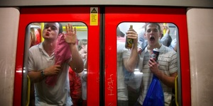 How London's Night Tube Might Look (We Hope Not)