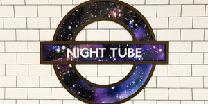 Have You Spotted The Night Tube Roundel?