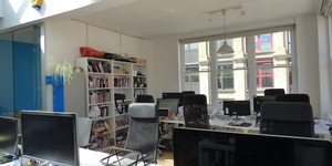 Desks Available To Rent In Londonist Offices