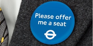 Please Offer Me A Seat: TfL Trials New Badges